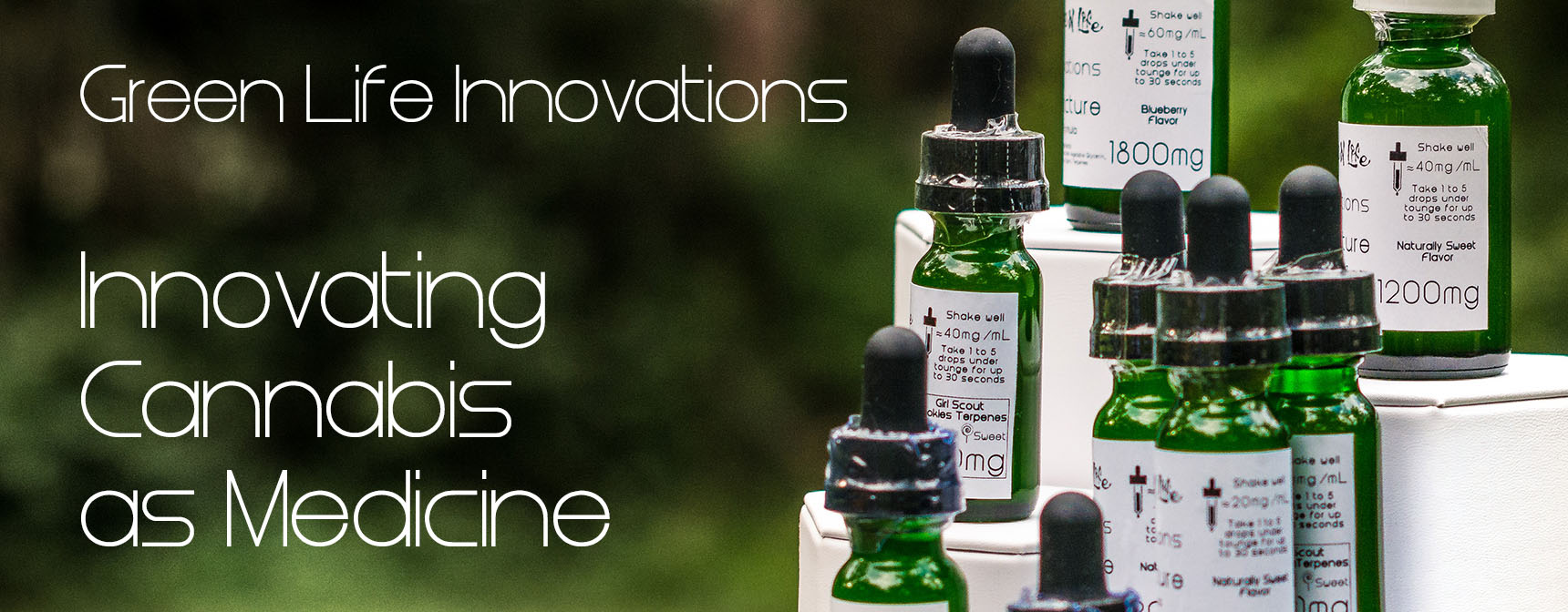 Green live Innovations mission statement