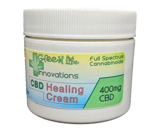 400mg CBD Topical Pain/Healing Cream